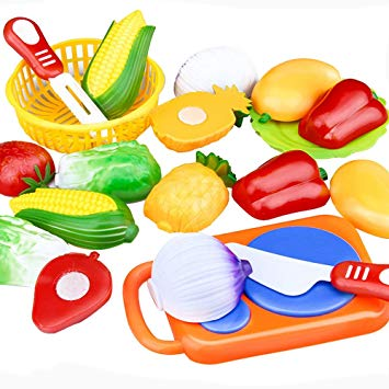 Rcool pretend food toys. Veggies clipart play kitchen graphic freeuse download