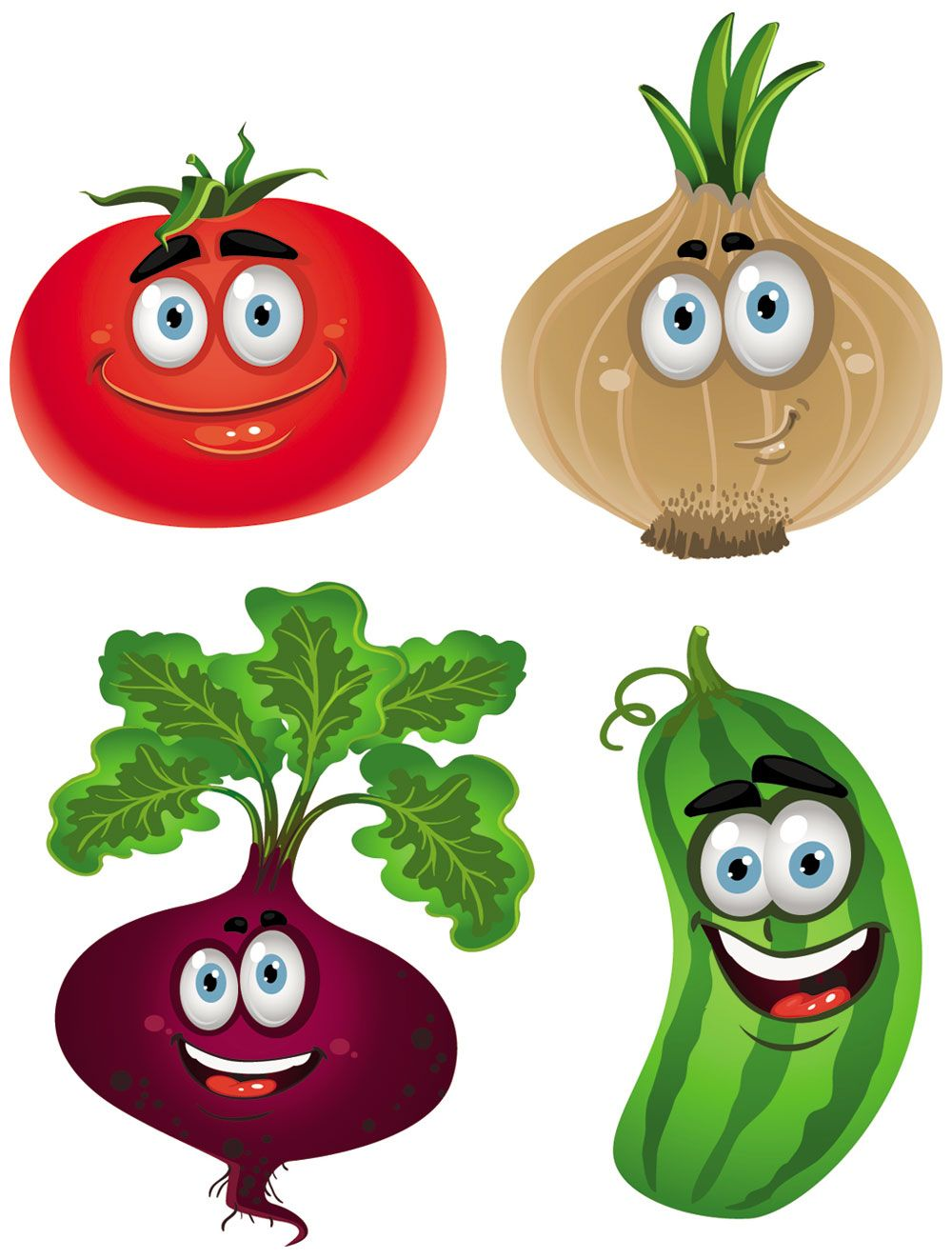 Drawings of vegetables fruit. Veggies clipart sad picture freeuse library