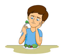 Veggies clipart sad. Search results for unhappy