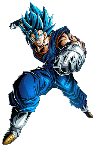 Vegito blue png. Image dokkan battle by
