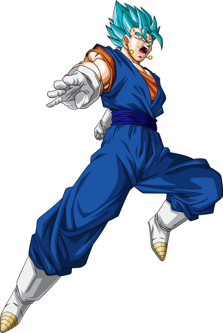 Vegito blue png. Image super saiyan by