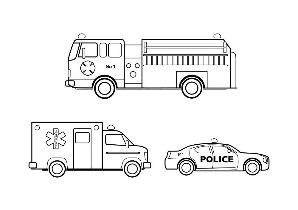 Vehicles drawing. Wikijunior maze and book clip free library