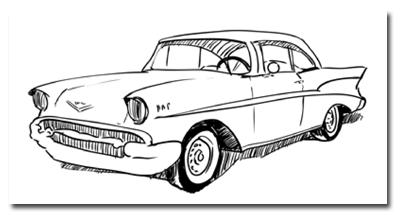 Step by vehicle tutorials. Vehicles drawing free library