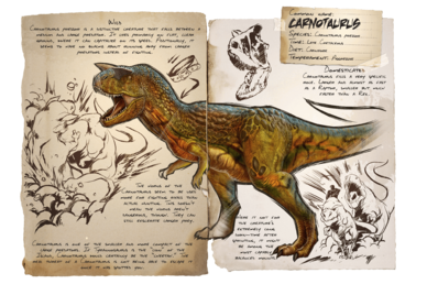 Velociraptor arm png. Carnotaurus official ark survival