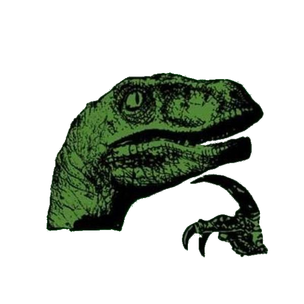 Velociraptor meme blank png. Tg traditional games thread
