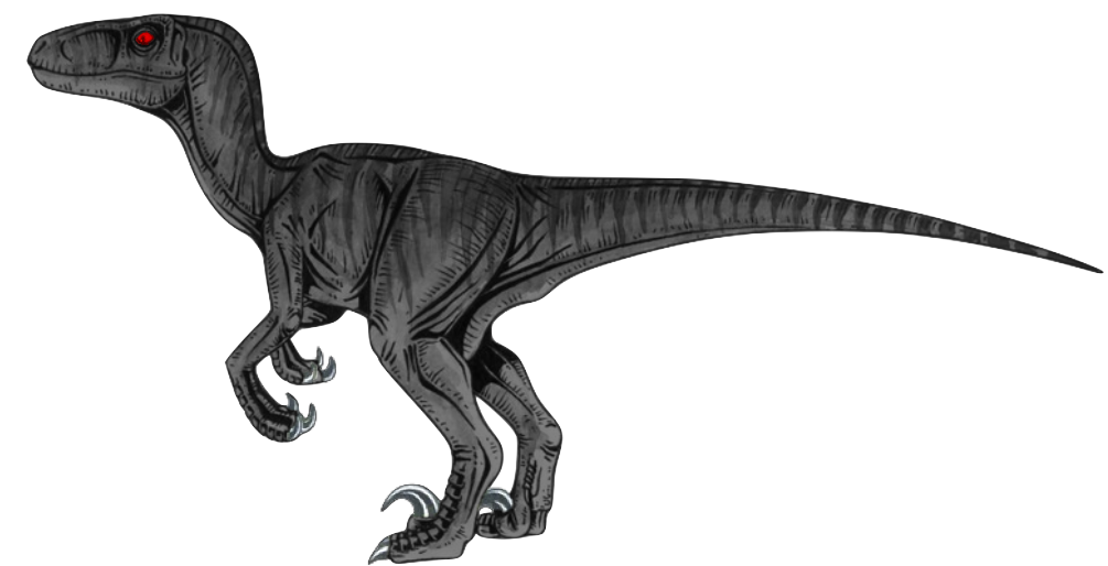 Velociraptor transparent. Png hd photo mart
