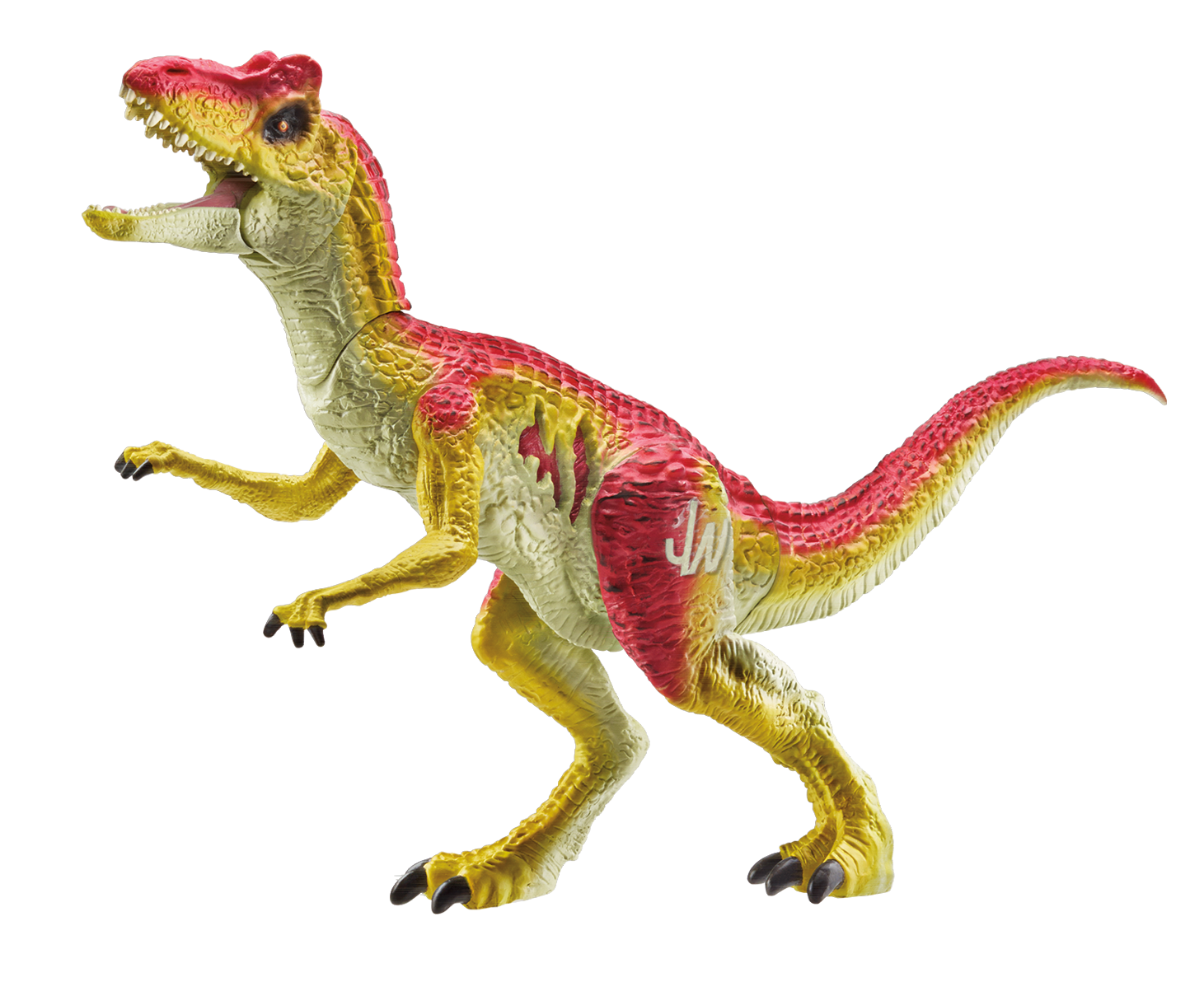 Velociraptor transparent delta. Jurassic world dinosaurs toy