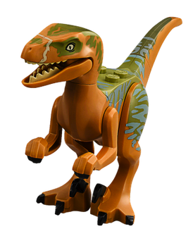 Velociraptor transparent echo. Brickipedia fandom powered by