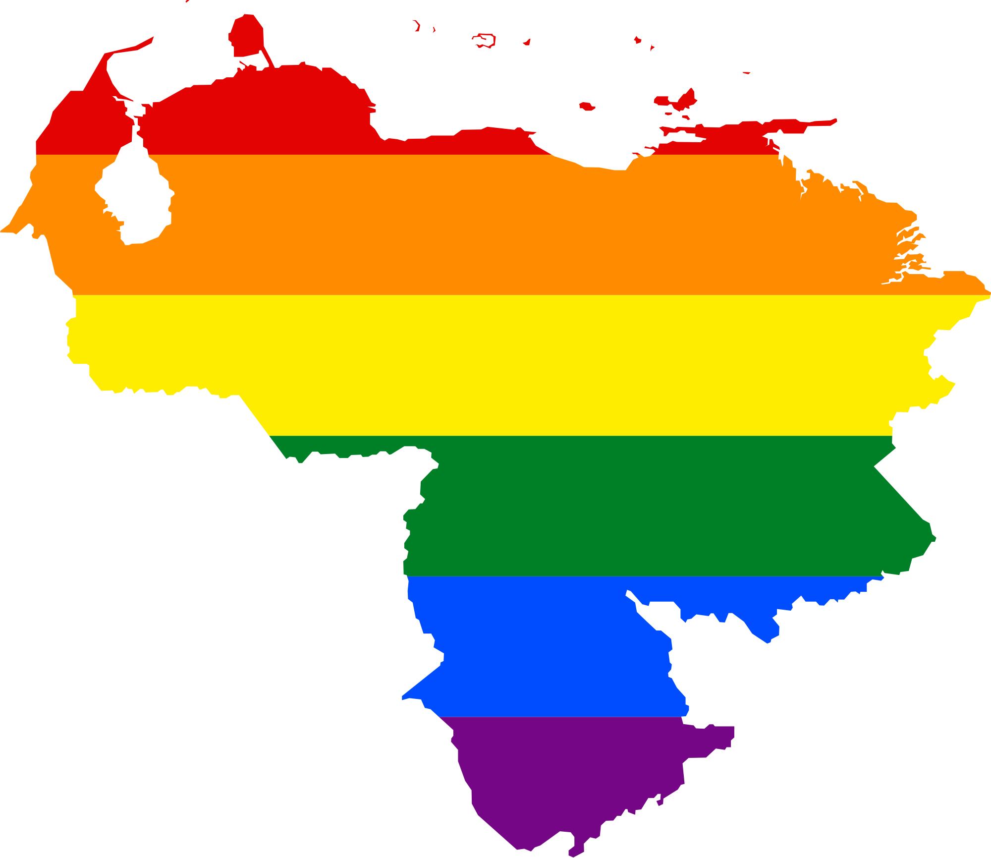 Venezuelan flag png. Image lgbt map of