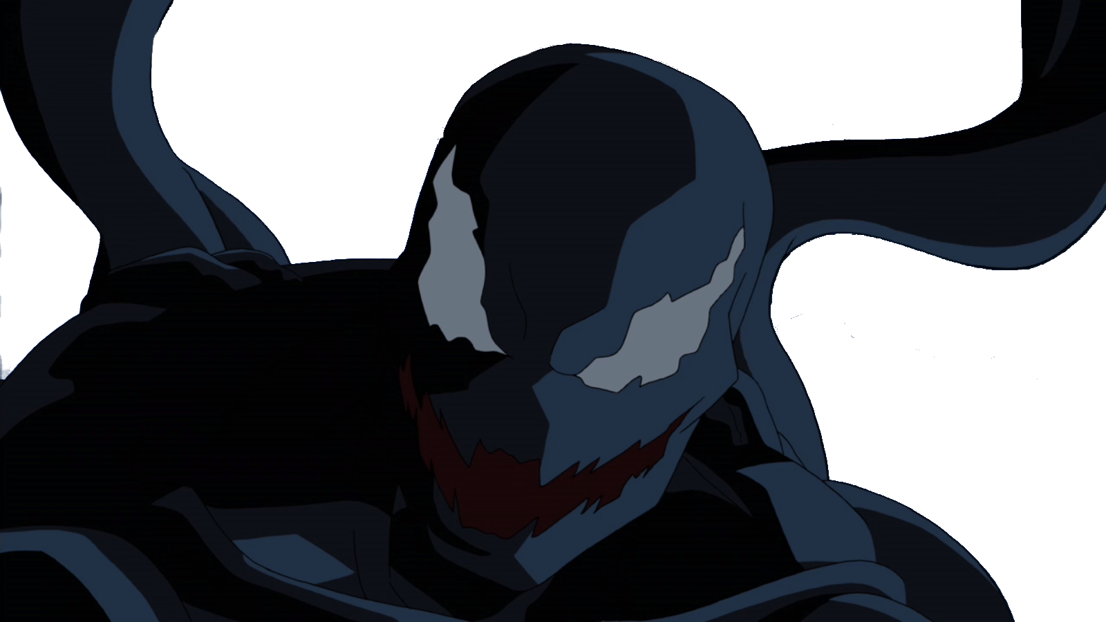 Venom face png. Image writing and roleplaying