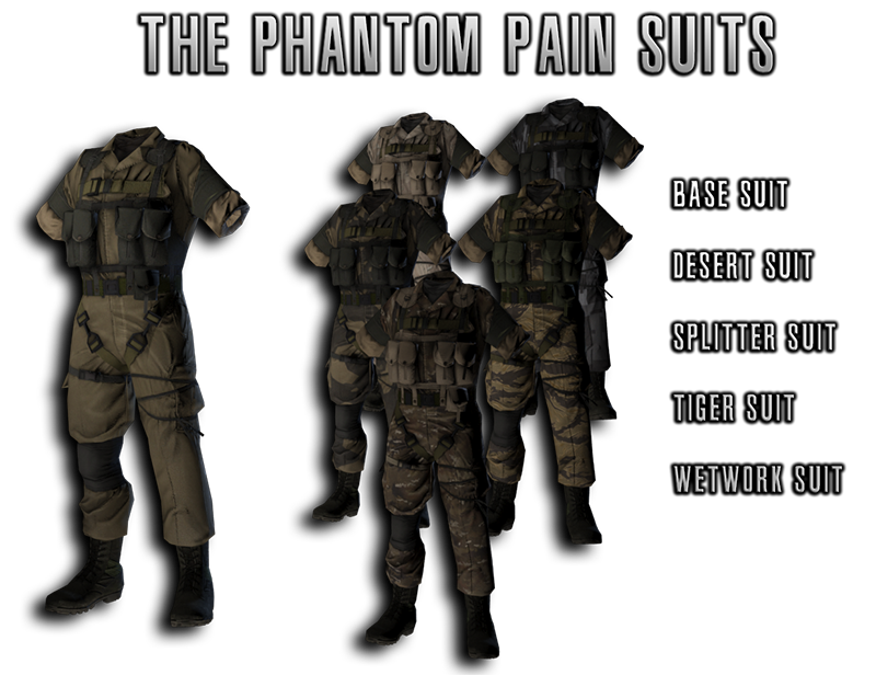 Venom snake horn png. Fallout and metal gear