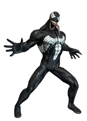 Venom spiderman png. Image store classic animated