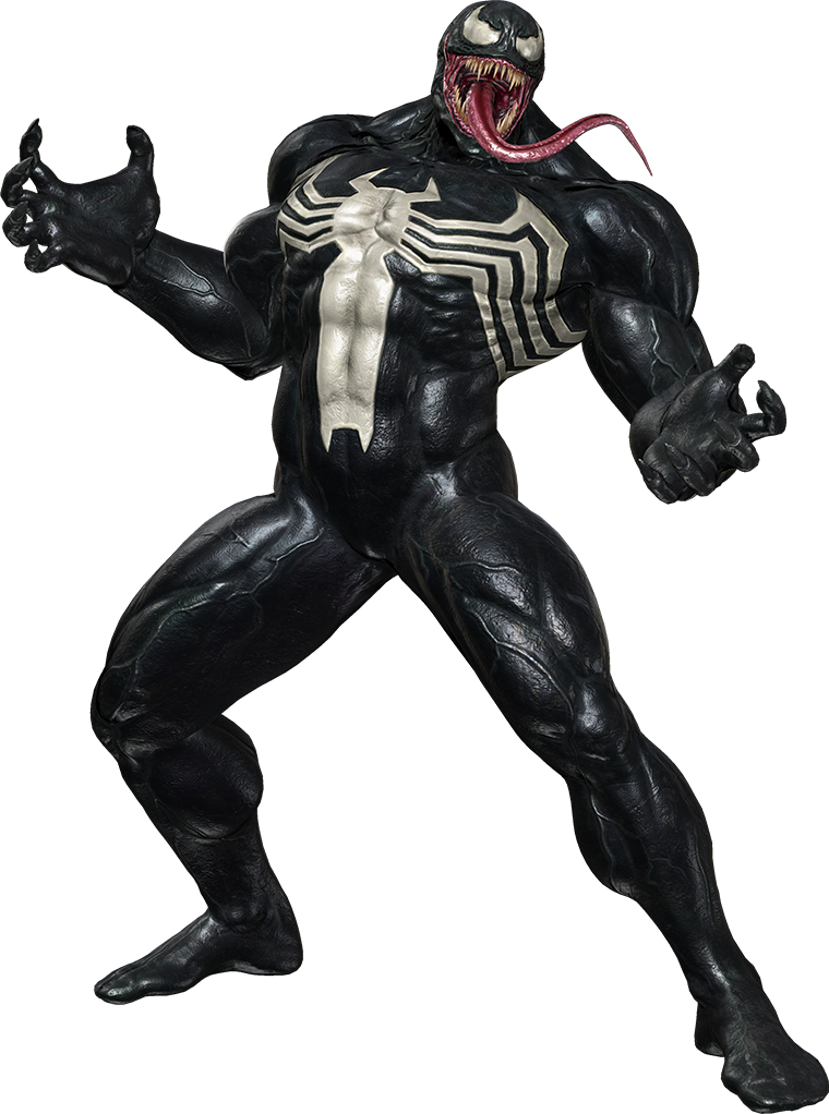 Venom vector transparent