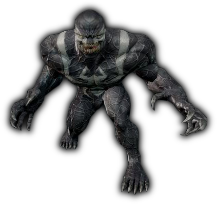 Venom transparent ultimate alliance 2. Marvel strategywiki the video