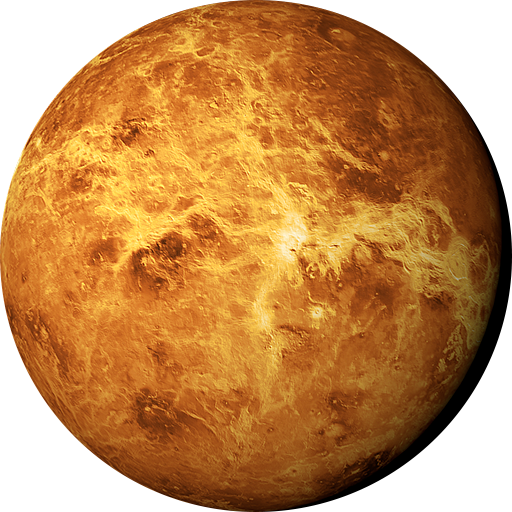 Venus planet png. The solar system wiki