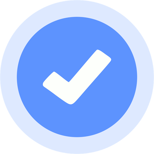 Verified badge png. For facebook pages verification