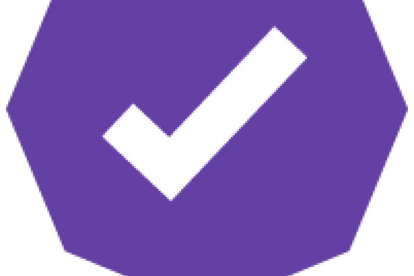 Verified badge png. Twitch how to show
