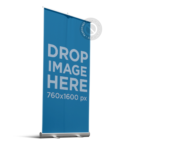 roll up banner png
