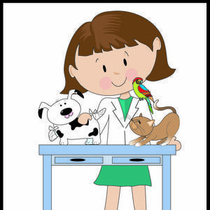 Vet clipart future. Work another job that
