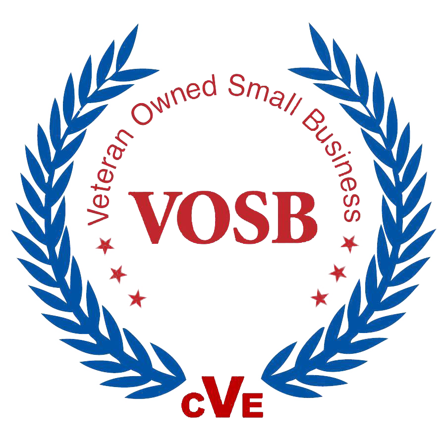 Veteran owned business png. Certified as small integrity