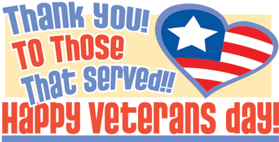 Happy veterans day png. Clipart black and