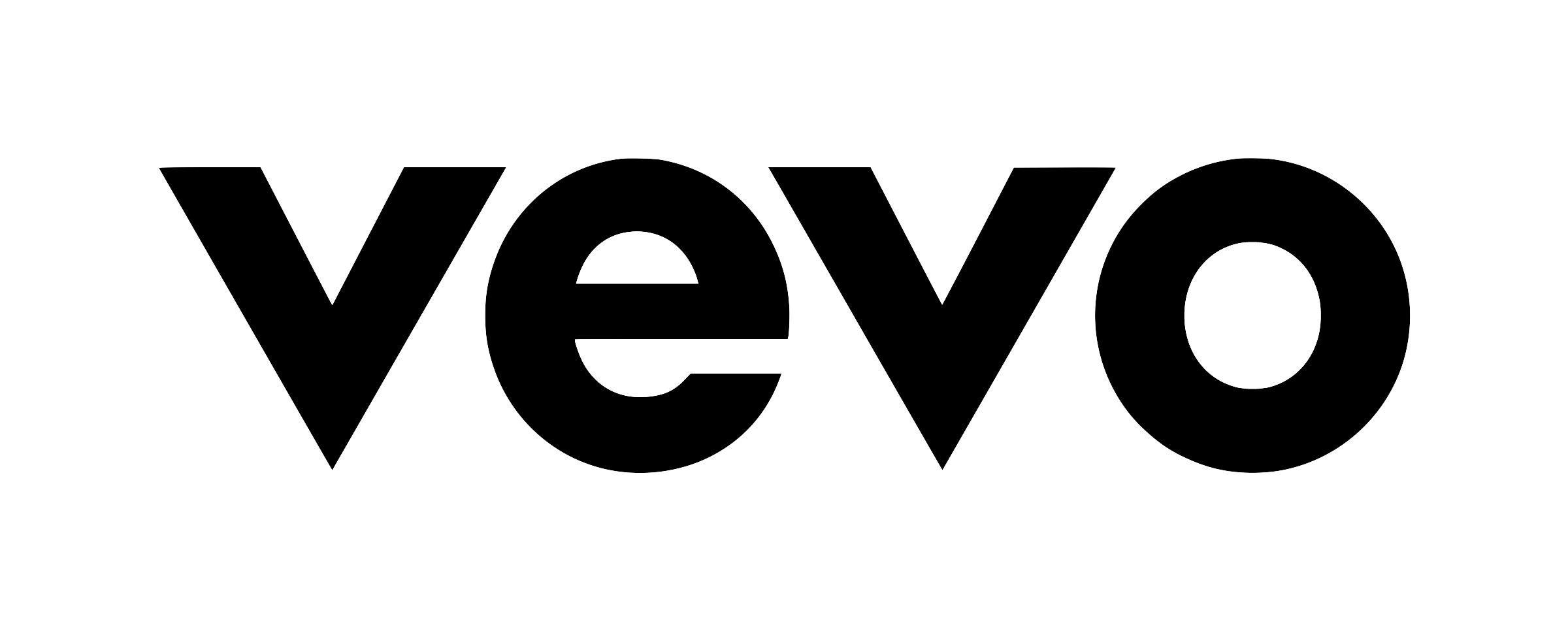 Logo black transparent stickpng. Vevo png graphic library stock