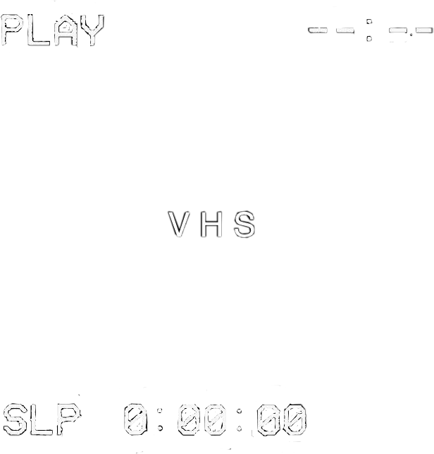 Play vhs png. Vhstape overlay video videooverlay