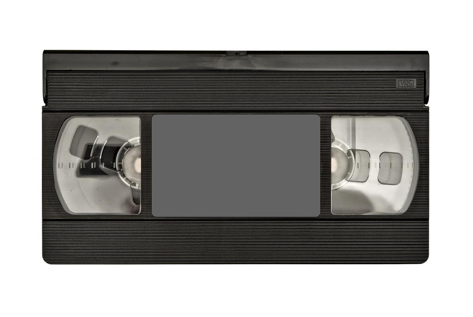 Vhs static png. Free photo information tape
