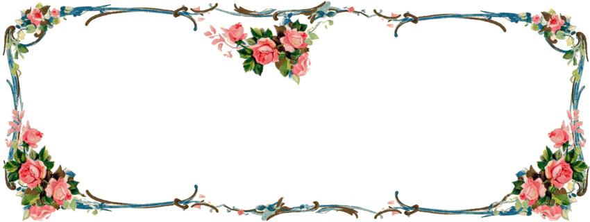 Victorian banner png. Freebie images matching