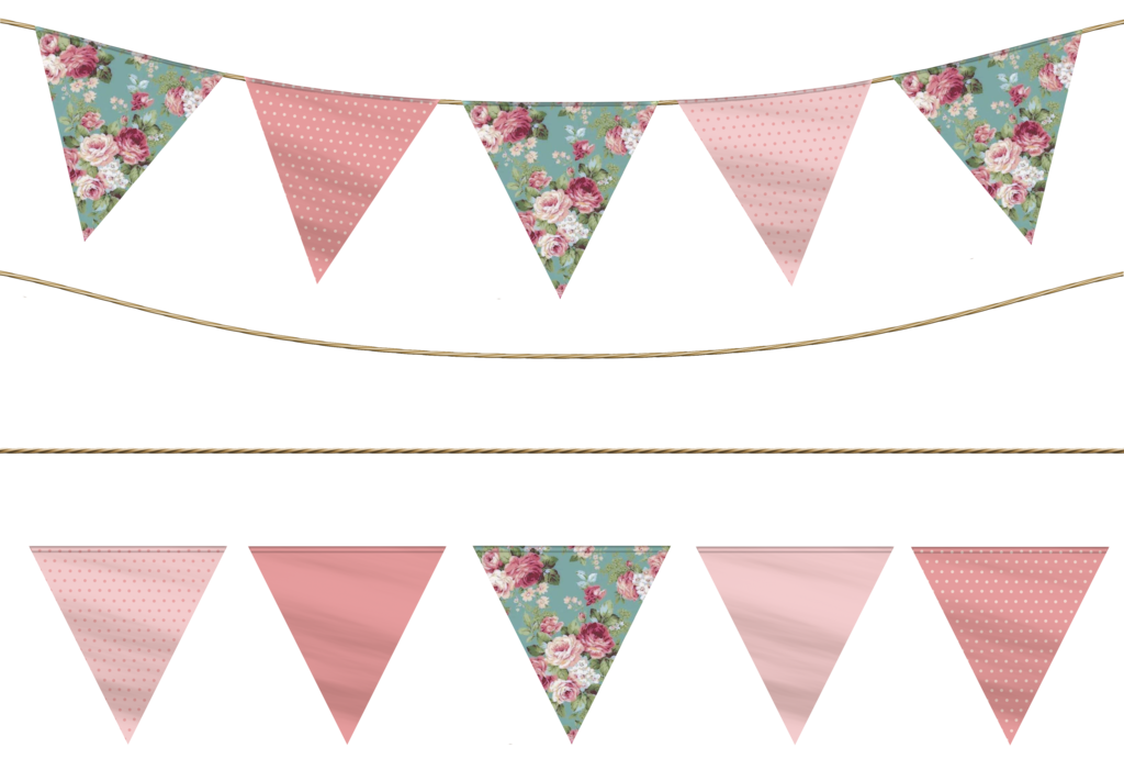 Victorian banner png. Party by lady on