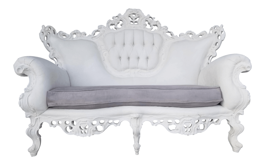 Victorian couch png. Upholstered seating uniquely chic