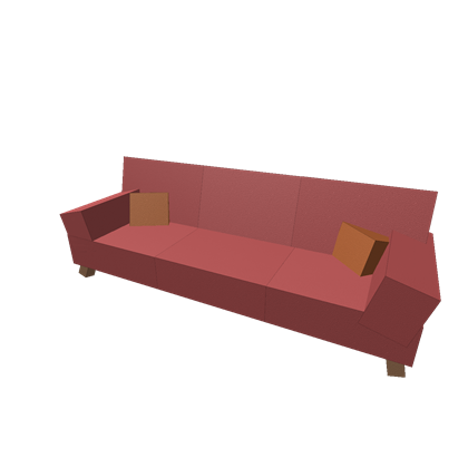 Victorian couch png. Industrial steampunk sofa extended