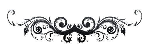Victorian flourish png. Cobourg amherst house bed