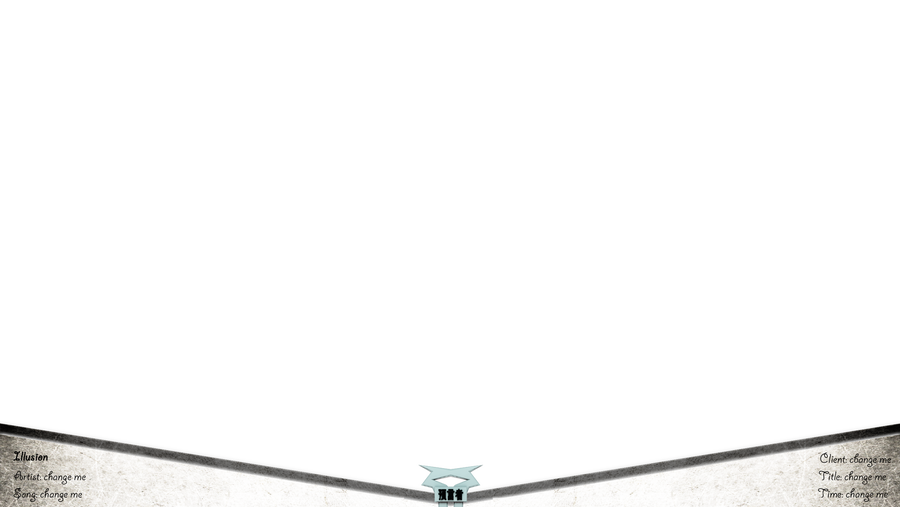 Youtube video overlay png. My banner by illusiondesignshd
