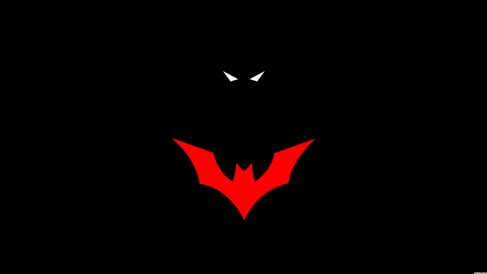 Video batman. Logo high definition desktop