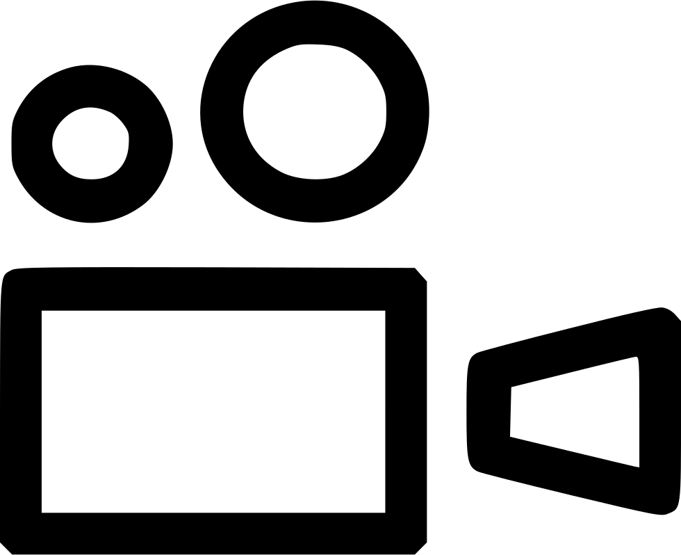 Video camera icon png. Svg free download onlinewebfonts