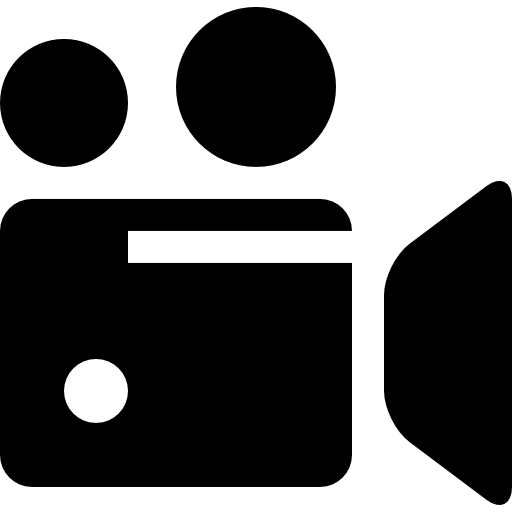 Video camera vector png. Free interface icons icon
