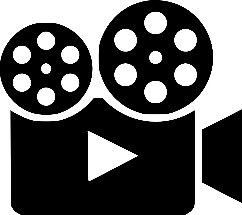 Movie png icon. Camera cinema consume entertainment