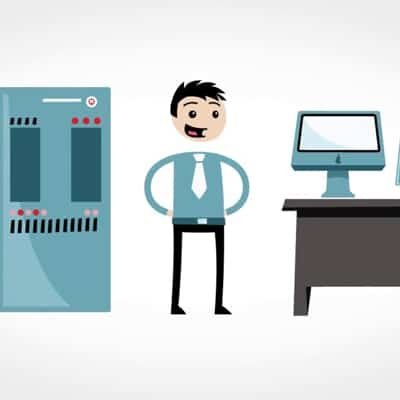Video clipart post production. Cyber logic motion graphic
