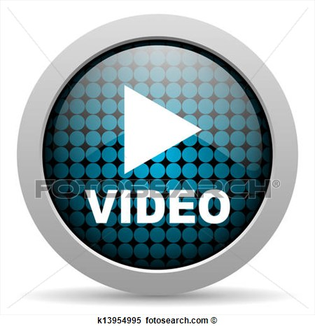 Glossy icon panda free. Video clipart video clip image royalty free stock
