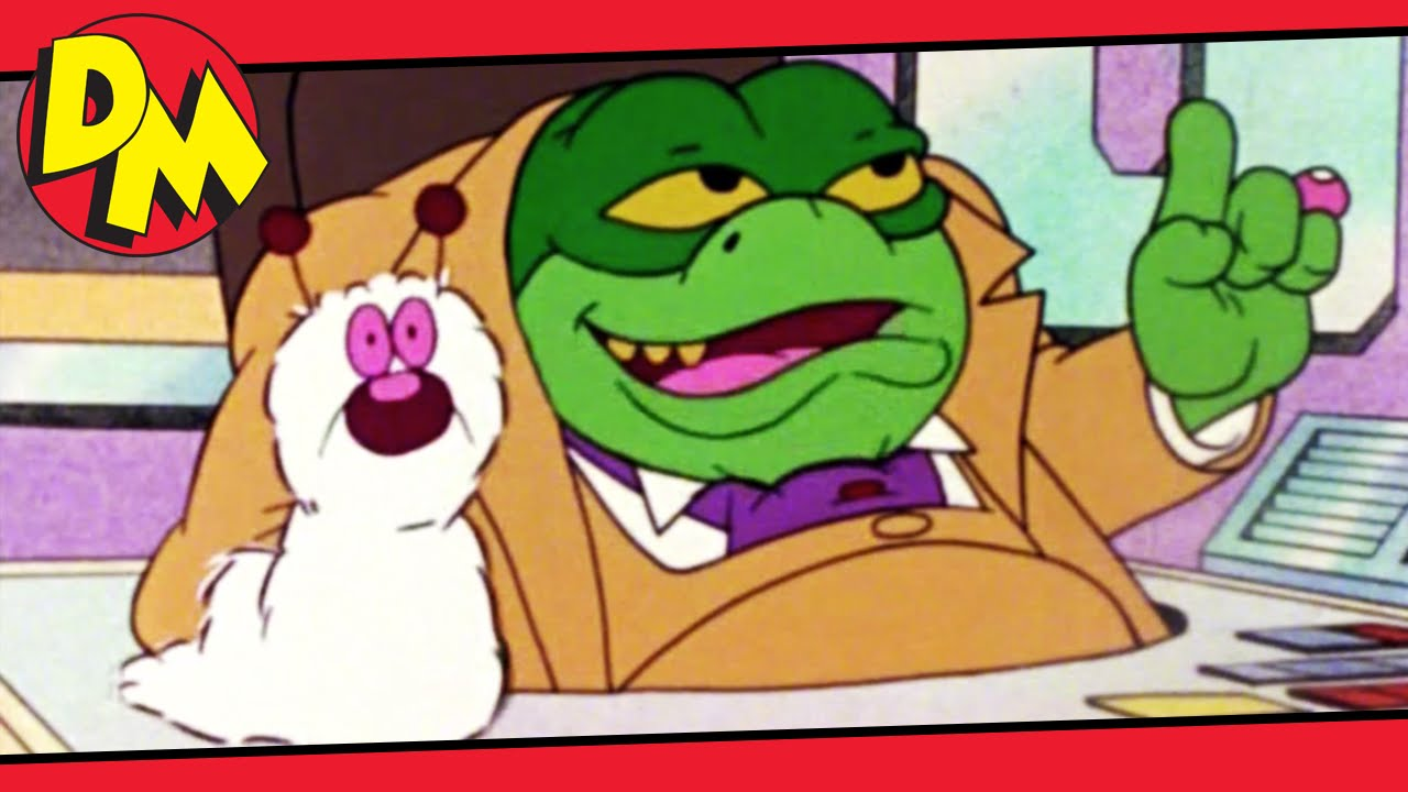 Video dangermouse. Greenback s greatest gadgets