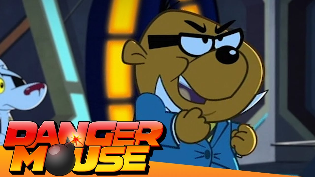 Video dangermouse. Danger mouse penfold the