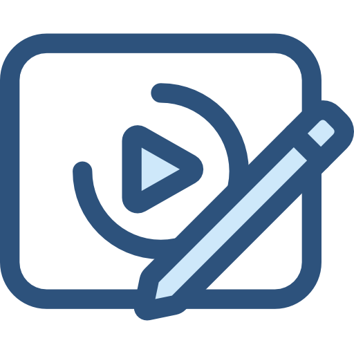 Video editing icon png. Clipboard multimedia technology player