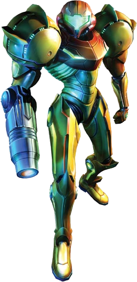 Video games characters png. Image samus game wiki