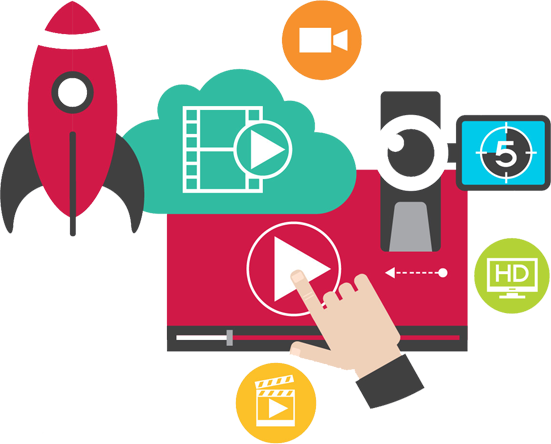 video marketing png