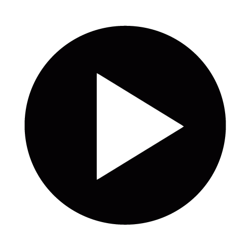 Video player button png. Play icons vector free