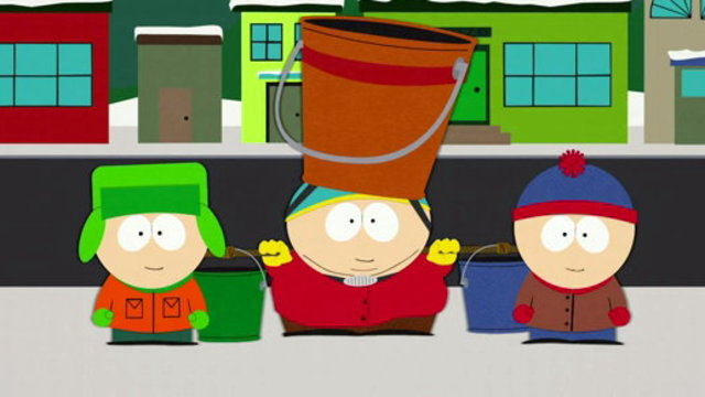 Video south park. Creator commentary a ladder