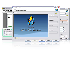 Video to png. Swf converter convert flash