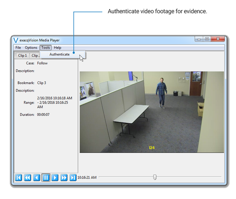 Video to png sequence. Exacqvision case management evidence