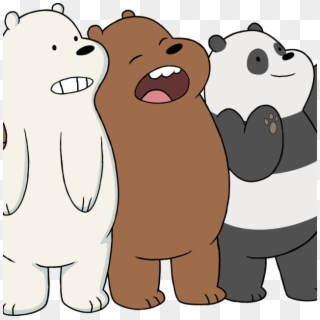 Video we bare bears. Free png transparent images